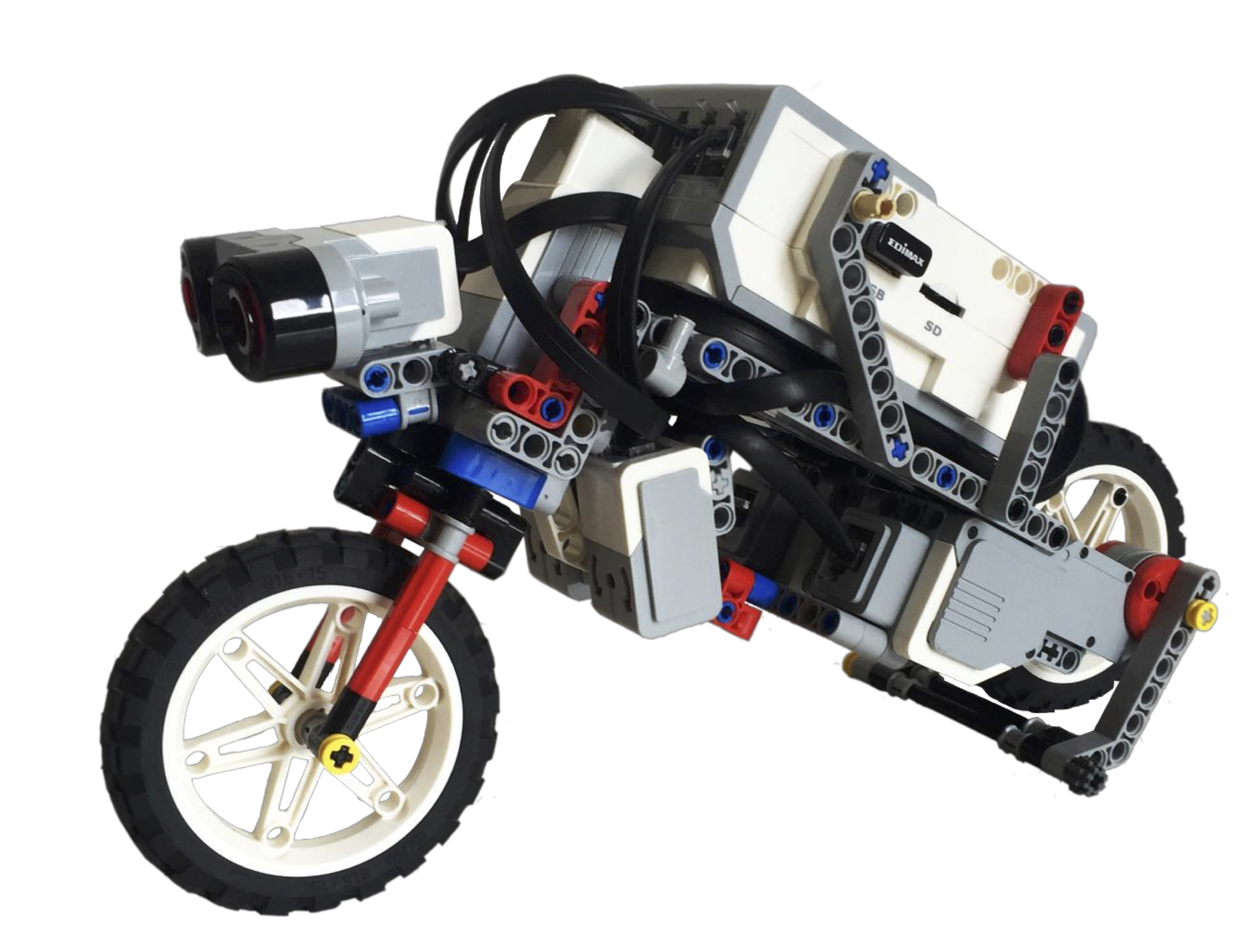 Lego Mindstorms Ev3 Bike Project File Exchange Matlab Central