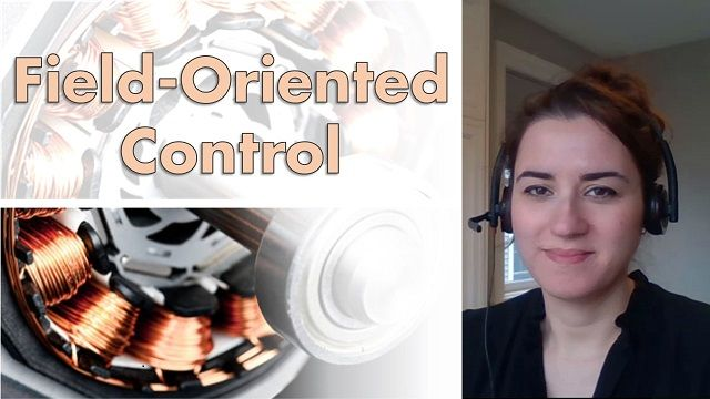 Field-oriented control (FOC) is a technique used to control various motor types, including permanent magnet synchronous machines (PMSMs). Watch this video to learn how the FOC algorithm works.