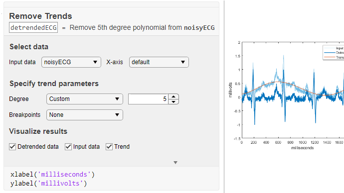 Calculate Heart Rate from Electrocardiogram Data