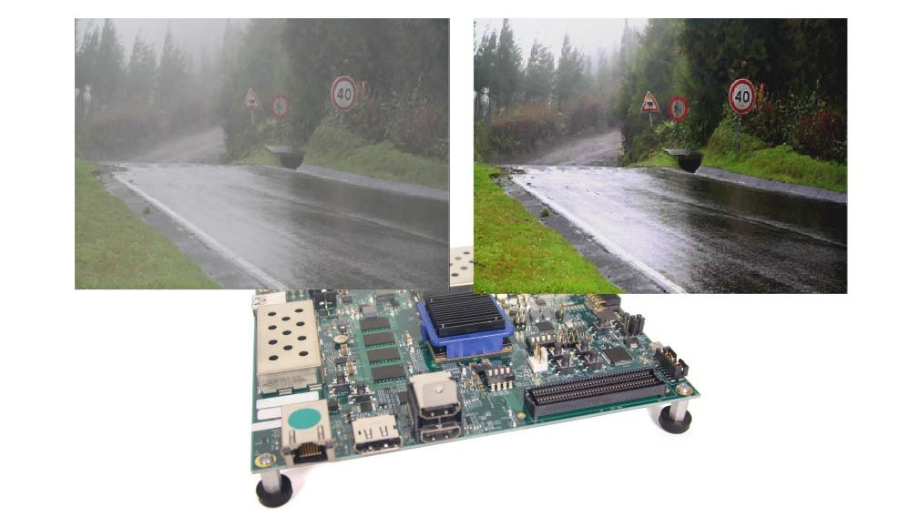 Video and Image Processing Applications