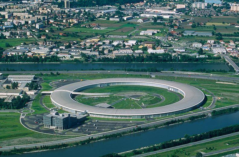Synchrotron of Grenoble