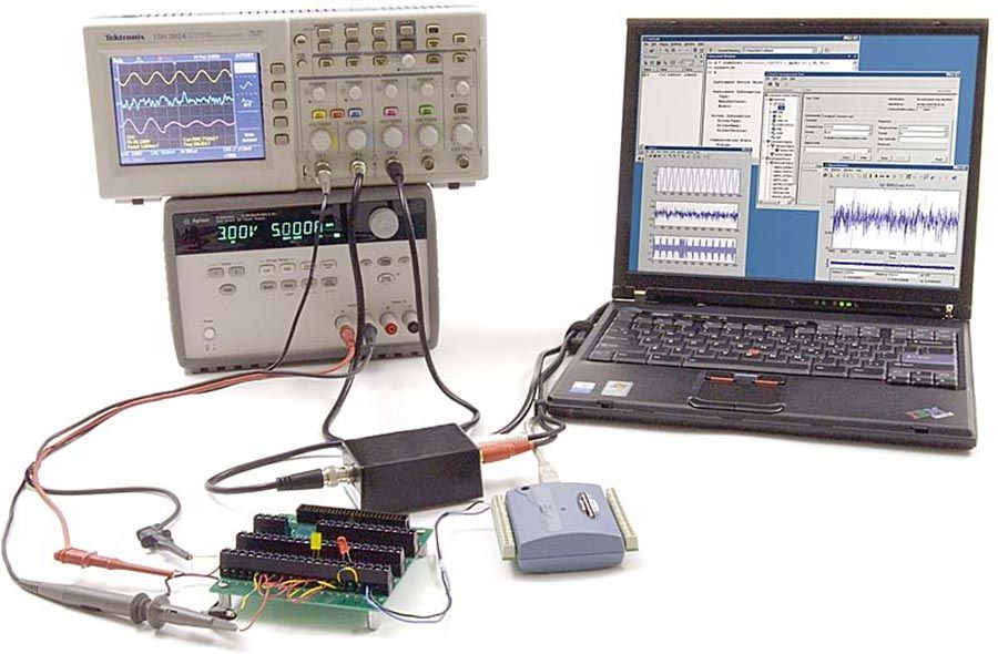 Semiconductor Testing