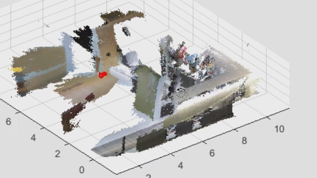 Design and simulate computer vision and video processing systems using Computer Vision Toolbox.