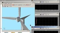 Developing wind turbines requires a smooth, continuous development process in which modeling and simulation plays a large role. From the earliest design phase to the automatic generation of production code, engineers need the ability to test new idea
