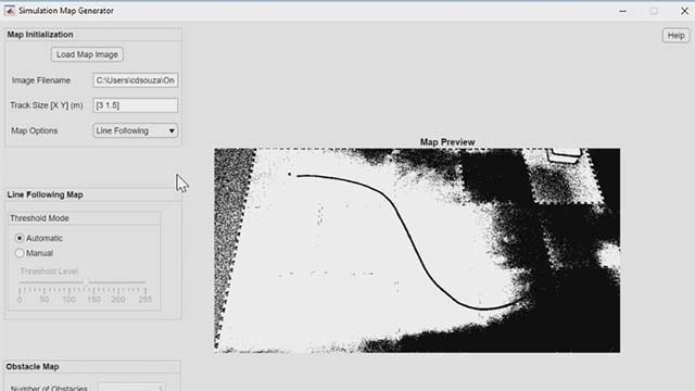 Learn how to design line folllowing algorithms for a mobile robot.