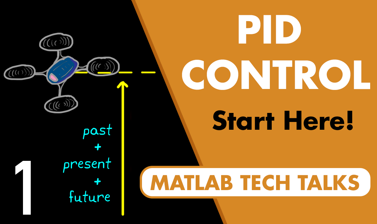Explore the fundamentals behind PID control. This introduction skips the detailed math and instead jumps straight to building a solid foundation. You'll learn what a controller is used for and why PID is the most prevalent form of feedback control.
