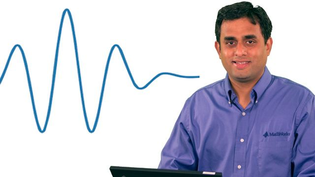 Explore the fundamental concepts of wavelet transforms in this introductory MATLAB Tech Talk by Kirthi Devleker.