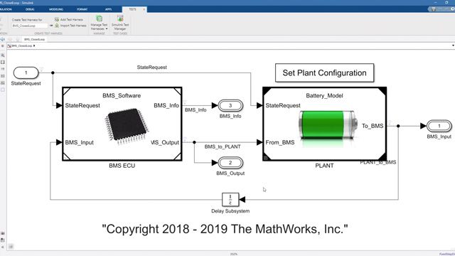 Learn the fundamental aspects of verification, validation, and testing activities for a battery management system (BMS).
